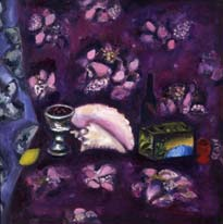 Still life with a shell. 1981.