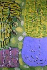 Garden. 1995. 195x130 |canvas.oil|
