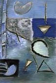 Shore. 2003. 80x60 |canvas.oil|