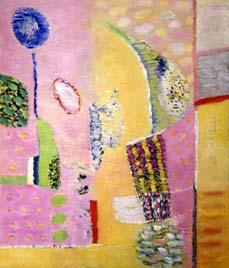 Life under the sun. 1992-93 |canvas.oil|